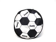 Franklin Pop Up Soccer Goals Carrying Case Instructions Foldable Black and White