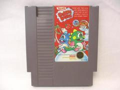 Vintage 1985 Taito Bubble Bobble Nintendo NES Game Cartridge