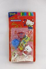 Vtg 1989 Sanrio Hello Kitty Windball Candy Game Factory Sealed 78-324 Expired