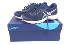 Asics Gel Venture 6 (D) Women's Athletic Shoes Size 7 Style T7G7N-9790 Navy Blue