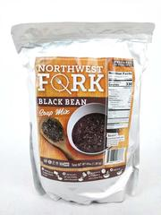 NORTHWEST FORK Black Bean Soup Camping or Emergency Food 15 Servings 3lb Bag