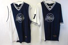 Lot of 2 Newberg Tigers Merry Garden Basketball Jerseys Men's Size XL #21