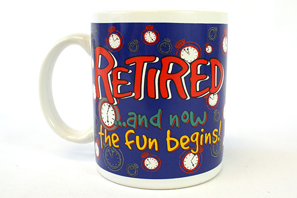 Papel Mug Retired and Now The Good Years Begin