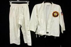Children's Century Martial Arts Supply Outfit Size 0 McMinnville Open Hand Kempo