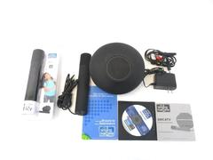 The Singing Machine 4TV Karaoke Player SMC4TVBK Black Plus Extra Microphone
