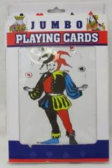 Greenbrier International Jumbo Playing Card Deck Complete With Jokers Box