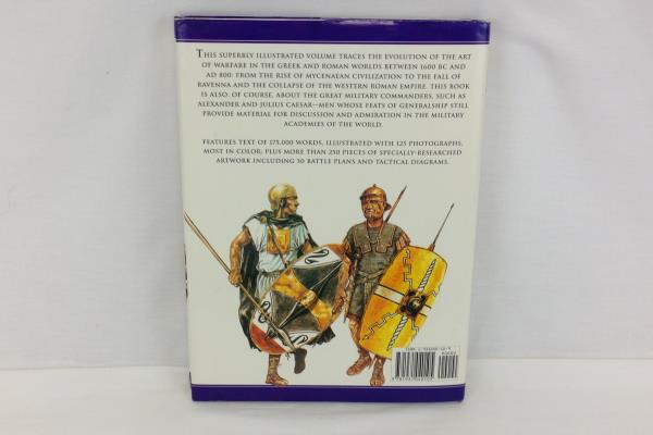 2001 Warfare in the Classical World John Warry Illust. Encylclopedia of Weapons