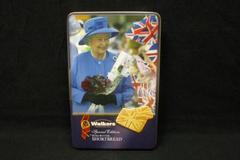 Walkers Special Edition Shortbread Tin Empty Queen Elizabeth England