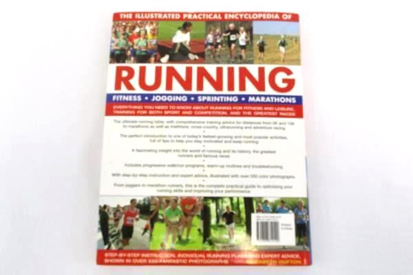 The Illustrated Practical Encyclopedia of Running Elizabeth Hufton 2009 SC