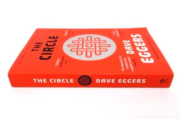 The Circle by Dave Eggers Softcover Vintage Books Random House 2013 USED