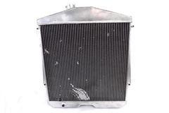 Champion Aluminum Radiator For 1943-48 Chevy Fleetline/Fleetmaster/Stylemaster