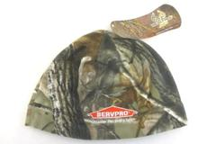 ServPro Disaster Recovery Team Beanie Cap Realtree AP Camouflage Original Tags