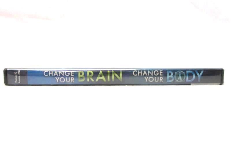 Daniel G Amen MD Change Your Brain Change Your Body 2 Disc DVD Set Sealed