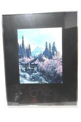 """Vintage Framed 1986 Mt. Hood Festival of Jazz Gresham Oregon 28.5"""" x 22.5"""""""