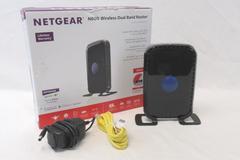 Netgear N600 Dual Band Wireless Ethernet Router Model WNDR3400