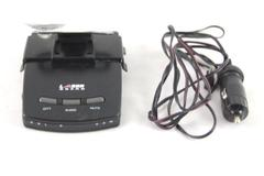 UNIDEN Laser 3 Band Stalker Radar Detector With Car Charger Mounting Clip 1900X