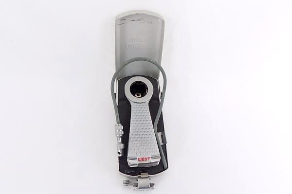 West Super-0 Vintage Camera Bulb Flashgun