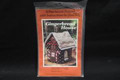 Vintage Yours Truely 1978 Gingerbread House Pattern Uncut Patchwork USA