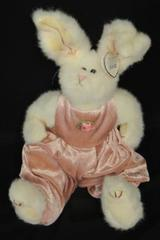 Ty Beanie Babies Attic Treasures Sara Spring Is In The Air Bunny Rabbit Plush