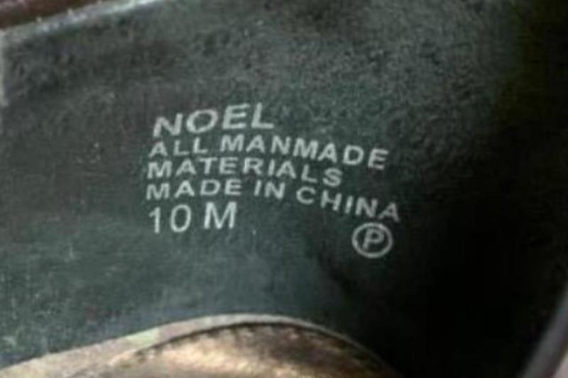 Mudd Noel Brown Round Toe Heels Women's Size 10 M Bow