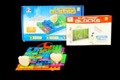 Pantheon Electronic Block Circuit Fun Kit 34 Pieces Age 8+
