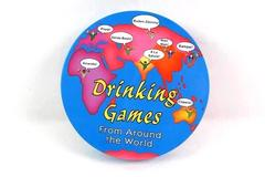 2006 Kheper Games Drinking Games From Around The World Tin Case