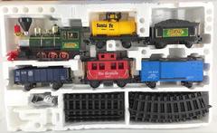 Scientific Toys Rio Grande Train Set 4068 4067 6789 4105 Tested No Remote