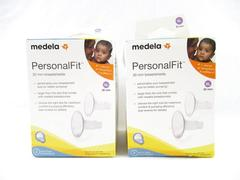 Lot of 2 Boxes Of Medela Personalfit XL 30mm Breast Shields BPA Free Unopened