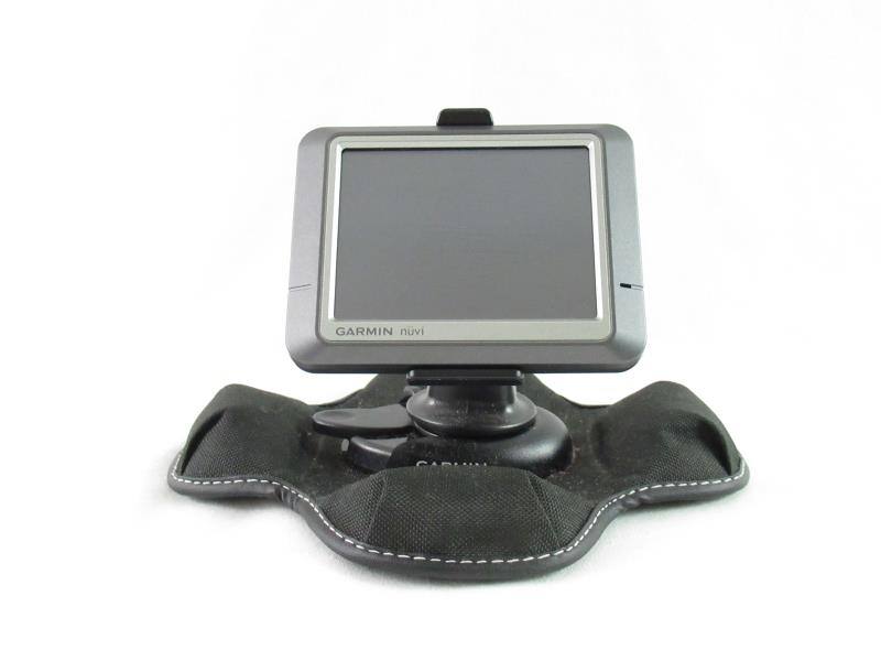 Garmin Nuvi 260 Portable GPS Charger Bean Bag Mount Black Bundle Tested Works