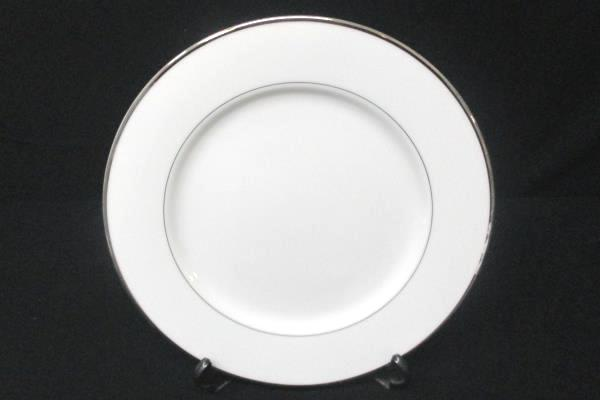 """2 Retired Fine China Style House Wedding Band Dinner Plates 10.5"""" Replacements"""
