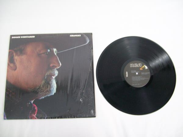 Roger Whittaker Changes Produced By Chet Atkins Vinyl Record 1981