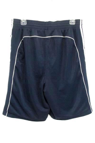 Adidas Basketball Short Lined Elastic Drawstring Waist Men's Large