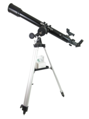 Celestron Telescope Firstscope 70EQ with German Equatorial Mount & Tripod 21076