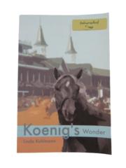 Koenig's Wonder by Linda Kuhlmann Paperback Autographed Copy 2004 Llumina Press