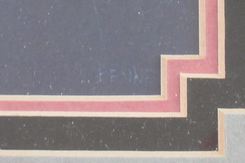 Steelhead Weather Elton Bennett Print Framed And Triple Matted