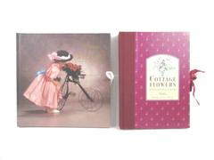 Lot of 2 Albums Anne Geddes Wedding Album and Cottage Flowers Photograph