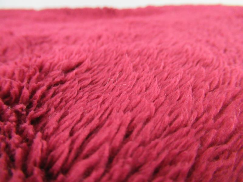 Northpoint a Notch Above Large Red Fuzzy Blanket Throw Bedspread