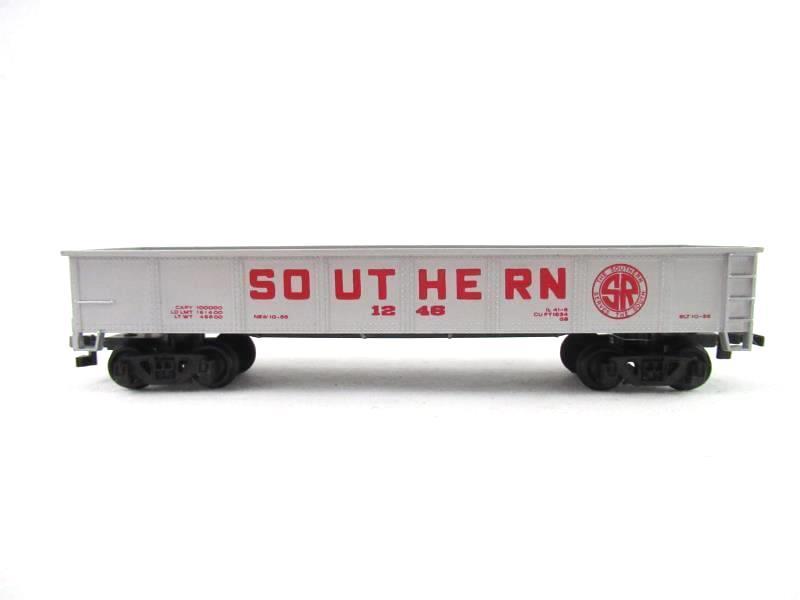 Vintage Bachmann HO Scale Railroad Gondola Car Southern 1248