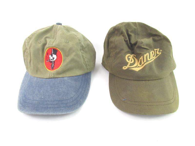 Lot of 4 Vintage Adjustable Back Trucker Baseball Cap Hats Danners Cigars PGG