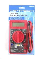 Cen-Tech 7 Function Digital MultiMeter Voltmeter Voltage Tester Auto Electrical