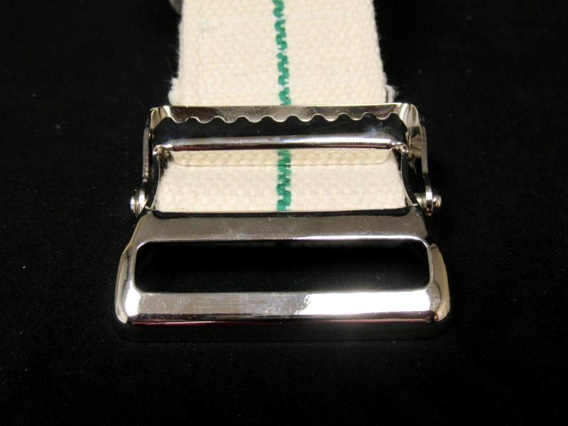 "Posey 6556 Standard 66"" Medical Single Use Patient Lift Transfer Gait Belt"