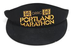 Vintage Pepsi ORCC Portland Marathon Visor Hat Hanes One Size Adjustable