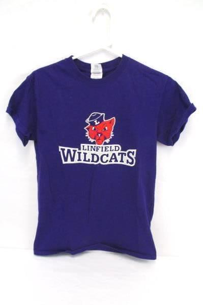 Linfield College Wildcats Lot Sunglasses 2 T-Shirts Class of 2019 Purple
