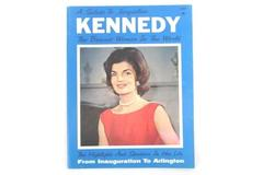 A Salute To Jacqueline KENNEDY The Bravest Woman In The World 1964 Magazine