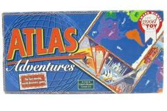 Atlas Adventure Family Geography Question Answer Puzzle Game