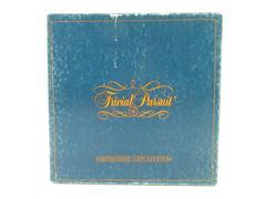 Vintage Trivial Pursuit Master Game Genus Edition 1981 Horn Abbot No. 7