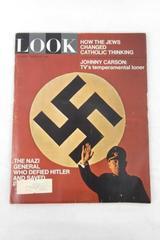 Vintage Original Look Magazine Hitler Germany Nazi January 25 1966