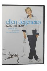 Ellen DeGeneres Here and Now DVD 2003 Film Comedy 60 Minutes Color HBO Video