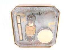 Victoria's Secret Heavenly 3 Piece Holiday Box Set Perfume Roller Body Cream