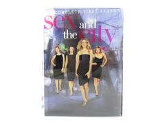 Sex and the City The Complete First Season DVD 2000 2-Disc Set